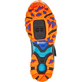 Northwave Spider Plus 2 - Chaussures Homme - orange/noir